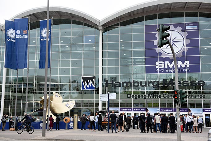 Hamburg Messe und Congress / Nicolas Maack